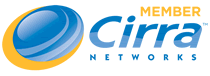 Look for the Cirra Networks Member logo
